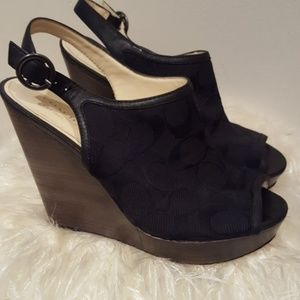 COACH Janet Wedges